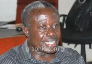 Dr Kwabena Opoku Adusei, GMA President